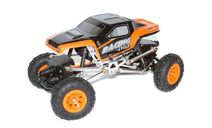 Радиоуправляемый краулер в масштабе 1:24 WL Toys