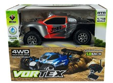 Автомодель шорт-корс 1:18 WL Toys A969 4WD-фото 7