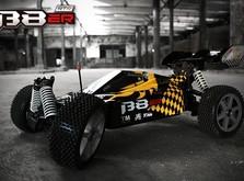 Радиоуправляемый спортивный багги в масштабе 1:8 Team Magic B8ER-фото 5