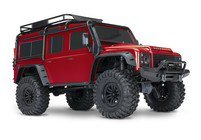 Монстр на радиоуправлении Traxxas TRX-4 Land Rover Defender 1:10 RTR