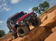 Монстр на радиоуправлении Traxxas TRX-4 Land Rover Defender 1:10 RTR-фото 6