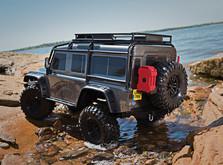 Монстр на радиоуправлении Traxxas TRX-4 Land Rover Defender 1:10 RTR-фото 7