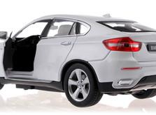 Машинка на радиоуправлении Meizhi BMW X6 в масштабе 1:24-фото 6