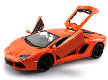 Машинка на радиоуправлении 1:24 Meizhi Lamborghini LP700-фото 2