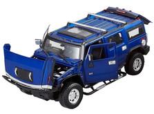 Машинка на радиоуправлении 1:24 Meizhi Hummer H2-фото 4