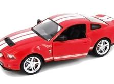 Машинка на радиоуправлении 1:14 Meizhi Ford GT500 Mustang-фото 4