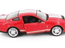 Машинка на радиоуправлении 1:14 Meizhi Ford GT500 Mustang-фото 5