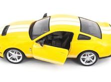 Машинка на радиоуправлении 1:14 Meizhi Ford GT500 Mustang-фото 7