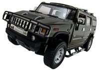 Машинка на радиоуправлении 1:14 Meizhi Hummer H2