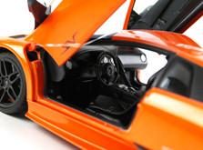 Машинка на радиоуправлении 1:18 Meizhi Lamborghini LP670-4 SV металлическая-фото 5