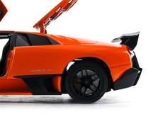 Машинка на радиоуправлении 1:18 Meizhi Lamborghini LP670-4 SV металлическая-фото 4