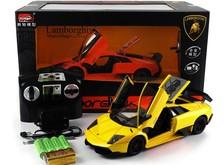 Машинка на радиоуправлении 1:18 Meizhi Lamborghini LP670-4 SV металлическая-фото 7