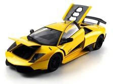 Машинка на радиоуправлении 1:18 Meizhi Lamborghini LP670-4 SV металлическая-фото 1