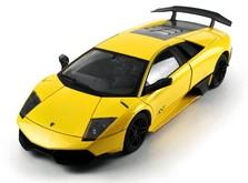 Машинка на радиоуправлении 1:18 Meizhi Lamborghini LP670-4 SV металлическая-фото 2