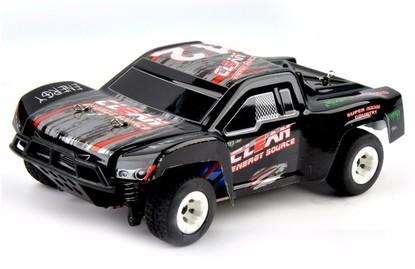 Трагги на радиоуправлении 1:24 WL Toys 4WD