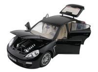 Машинка на радиоуправлении 1:18 Meizhi Porsche Panamera металлическая