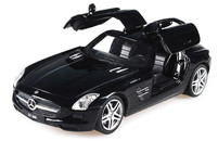 Машинка на радиоуправлении 1:24 Meizhi Mercedes-Benz SLS AMG металлическая
