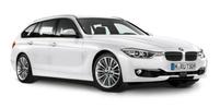 Модель автомобиля BMW 3 Series Touring (F31) масштаб 1:18