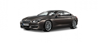 Модель автомобиля BMW 6 серии масштаб 1:18