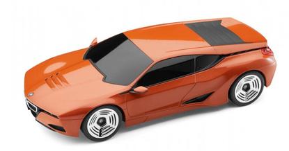 Модель автомобиля BMW M1 Hommage масштаб 1:18