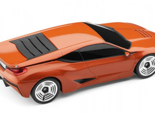 Модель автомобиля BMW M1 Hommage масштаб 1:18-фото 1