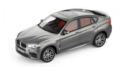 Модель автомобиля BMW X6 масштаб 1:18