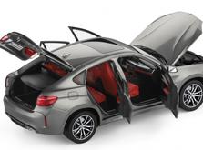 Модель автомобиля BMW X6 масштаб 1:18-фото 1