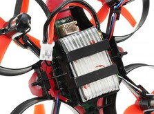 Квадрокоптер на радиоуправлении Eachine E013 RTF с камерой FPV и видеошлемом-фото 2
