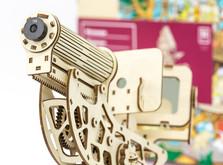 Деревянный конструктор Микроскоп-фото 2