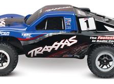 Автомобиль Traxxas Slash Brushless Short Course 1:10 RTR-фото 6
