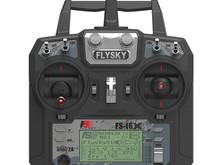 Аппаратура управления 10-канальная FlySky FS-I6X AFHDS 2A с приёмником X6B-фото 1