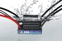 Бесколлекторный регулятор хода HOBBYWING SEAKING V3.1 60A 2-3S для судомоделей