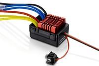 Коллекторный регулятор HOBBYWING QUICRUN WP-860-DUAL 60A для автомоделей