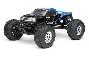 Автомобиль HPI Savage XL 5.9 Nitro Gigante 4WD 1:8 2.4GHz (Blue RTR Version)