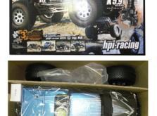 Автомобиль HPI Savage XL 5.9 Nitro Gigante 4WD 1:8 2.4GHz (Blue RTR Version)-фото 3