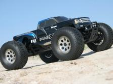Автомобиль HPI Savage XL 5.9 Nitro Gigante 4WD 1:8 2.4GHz (Blue RTR Version)-фото 2