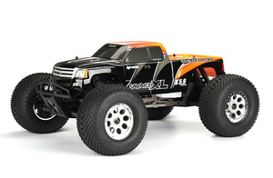 Автомобиль HPI Savage XL 5.9 Nitro Gigante 4WD 1:8 2.4GHz (Orange RTR Version)
