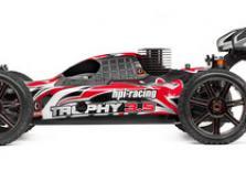 Автомобиль HPI Trophy 3.5 Nitro Buggy 4WD 1:8 2.4GHz (RTR Version)-фото 2