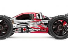 Автомобиль HPI Trophy 4.6 Nitro Truggy 4WD 1:8 2.4GHz (RTR Version)-фото 2