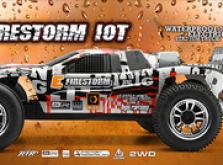 Автомобиль HPI E-Firestorm 10T DSX-2 2WD 1:10 EP 2.4GHz (RTR Version)-фото 4
