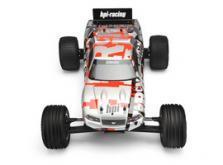 Автомобиль HPI E-Firestorm 10T DSX-2 2WD 1:10 EP 2.4GHz (RTR Version)-фото 3