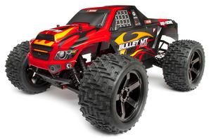 Автомобиль HPI Bullet MT Flux 4WD 1:10 EP 2.4GHz (RTR Version)