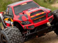 Автомобиль HPI Bullet MT Flux 4WD 1:10 EP 2.4GHz (RTR Version)-фото 8