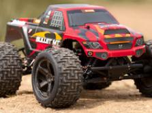Автомобиль HPI Bullet MT Flux 4WD 1:10 EP 2.4GHz (RTR Version)-фото 9