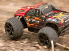 Автомобиль HPI Bullet MT Flux 4WD 1:10 EP 2.4GHz (RTR Version)-фото 10