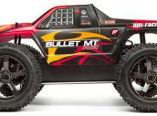 Автомобиль HPI Bullet MT Flux 4WD 1:10 EP 2.4GHz (RTR Version)-фото 3