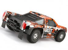 Автомобиль HPI Blitz Scorpion 2WD 1:10 EP 2.4GHz (Black/Orange RTR Version)-фото 1