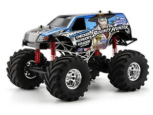 Автомобиль HPI Wheely King Bounty Hunter 4WD 1:12 EP (RTR Version)