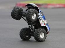 Автомобиль HPI Wheely King Bounty Hunter 4WD 1:12 EP (RTR Version)-фото 4