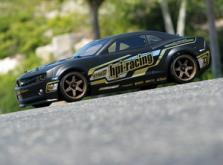 Автомобиль HPI Sprint 2 Drift 2010 Chevrolet Camaro 4WD 1:10 EP 2.4 GHz (RTR Version)-фото 4